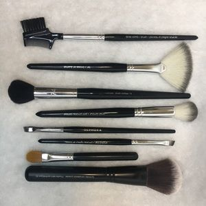 Sephora 8 Piece Brush Set